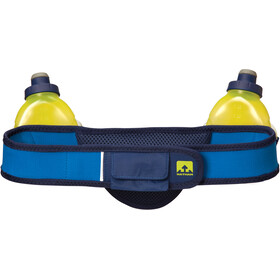 Nathan Speed 2 - Système d'hydratation - jaune/bleu